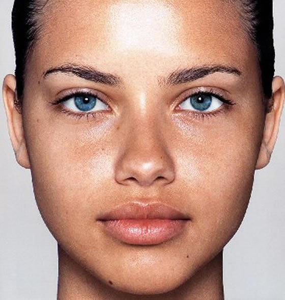 How To Eyes Makeup Adriana Lima Without Makeup Adriana Lima No Makeup