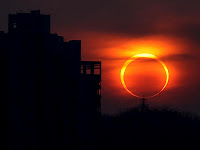 Solar #Eclipse Blazes #RingOfFire' This Weekend