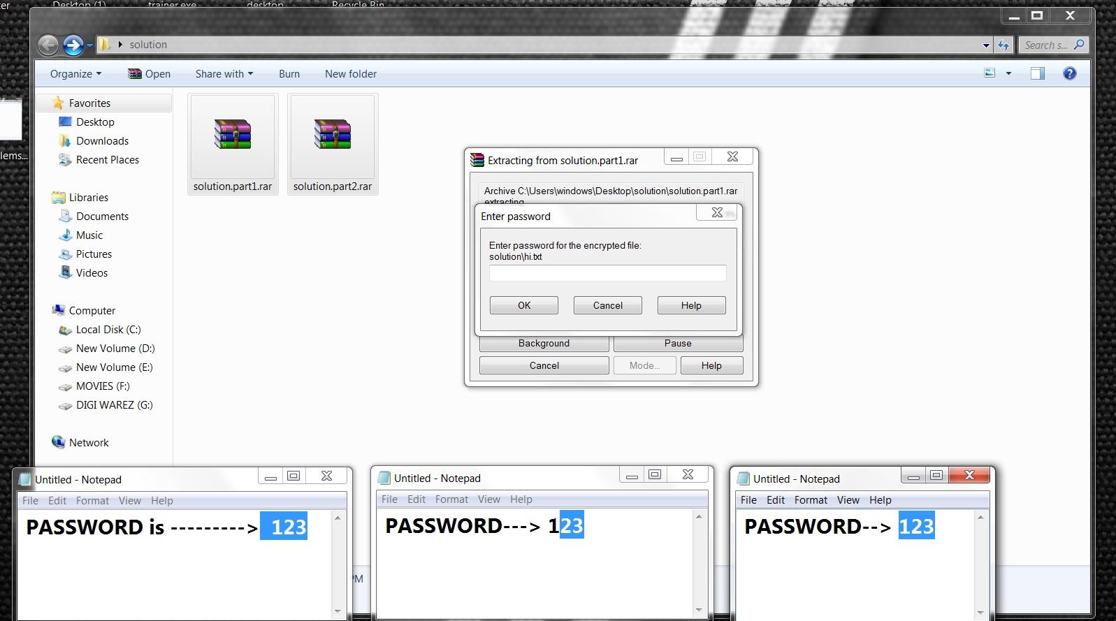 winrar for windows 7 32 bit
