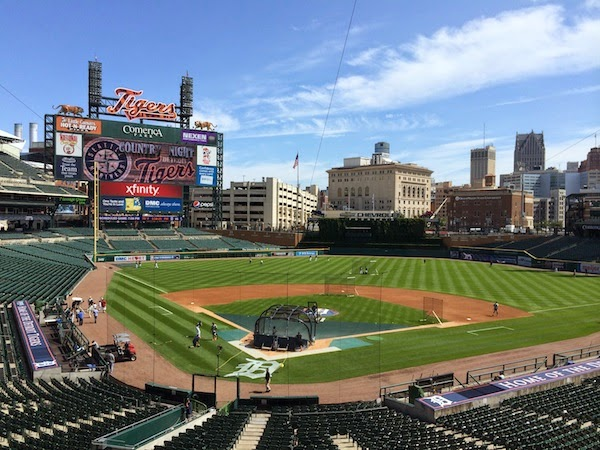 Lineups for Wild Card showdown between Mariners and Tigers