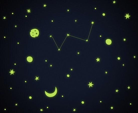 Como Fazer Ceu Estrelado No Quarto ~ Vit?ria Lis Como personalizar seu quarto?