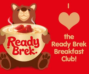 Ready Brek Breakfast Club