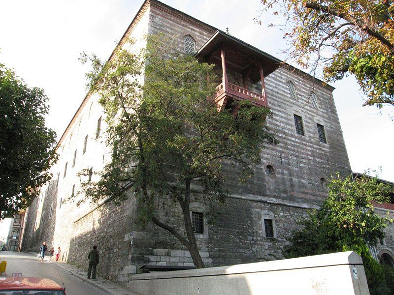 قصر ابراهيم باشا