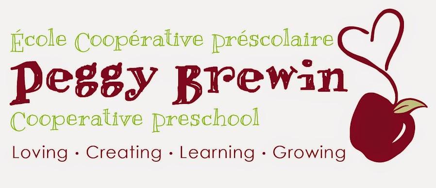Peggy Brewin Cooperative Preschool