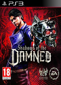 shadowsofthedammed Shadows of the Damned PS3