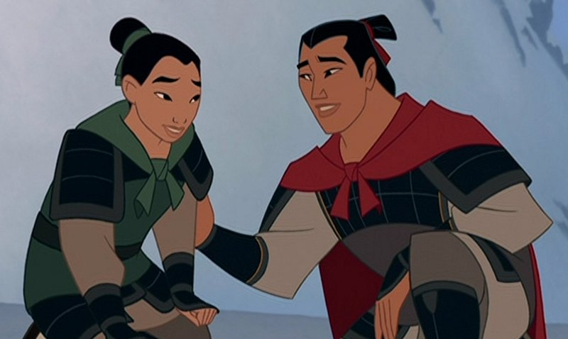 fraught experiments review mulan other