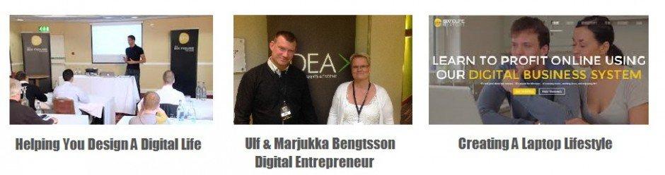 Jobba Hemifrån Seriöst - Arbeta Hemifrån Möjlighet -  Internet Business