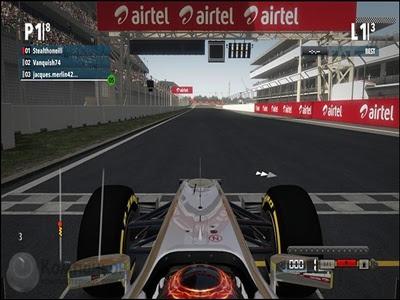 F1-FORMULA 1