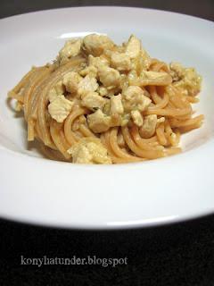 mustard-chicken-spaghetti
