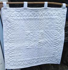 klein wit quiltje