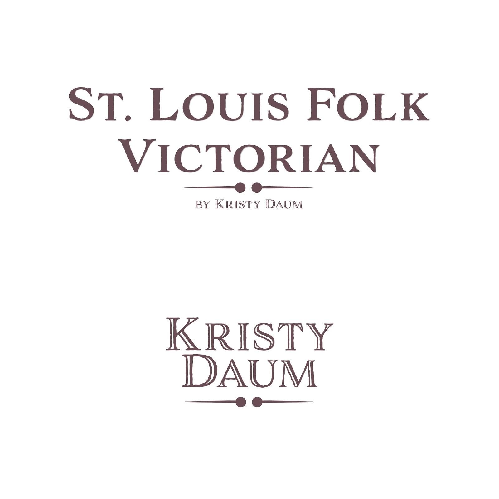 St. Louis Folk Victorian // Kristy Daum