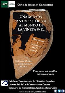 Una mirada antropológica al mundo de la viñeta 5ª Edición
