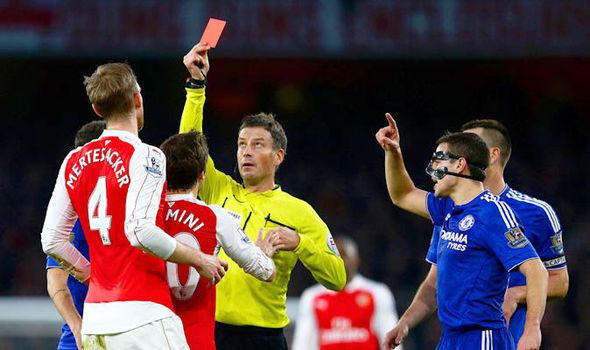 Arsenal 0 - Chelsea 1 (Full Time)