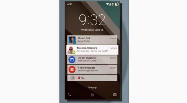 Smartphone Nexus Siap Cicipi Update Android L