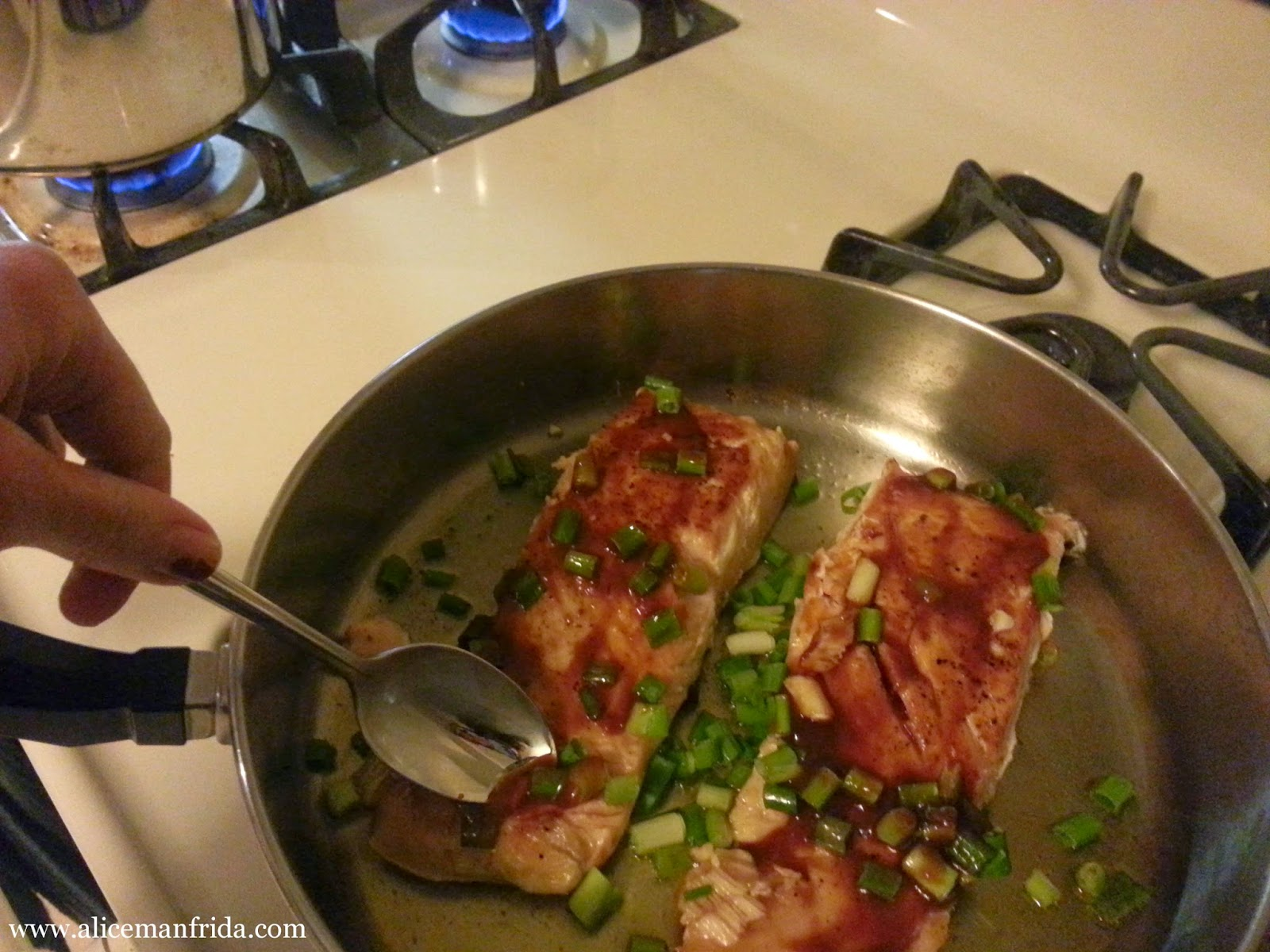 Tasty Tuesday, Alice Cooks