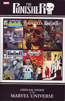 The Punisher: The Official Index to the Marvel Universe