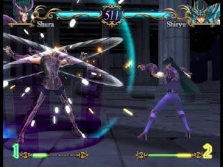 Saint Seiya: The Hades Ps2 Iso Mega Ntsc Español Juegos Para PlayStation 2