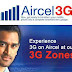 Aircel launches Cheap unlimited 3G plans!