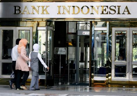 Bank Indonesia (Fota : Setkab, Okezone.com)