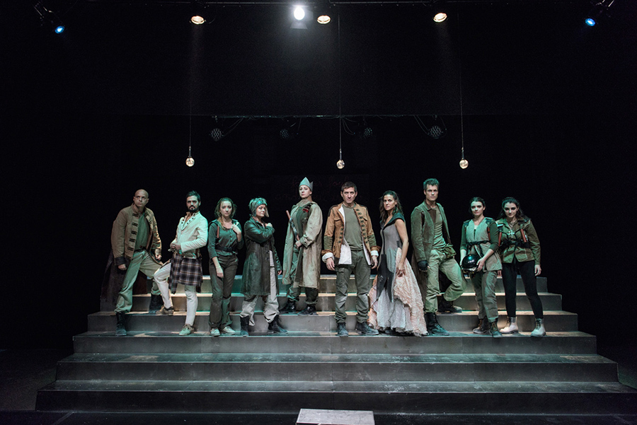 Macbeth teatrebrik