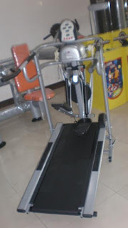 alat treadmill manual 3 fungsi