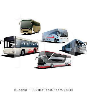bus shah alam