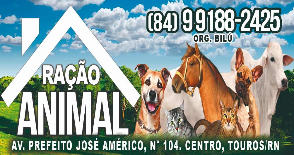 RAÇÃO ANIMAL - PARCEIRO