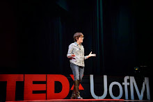 TEDx Talk by Michelle Krell Kydd