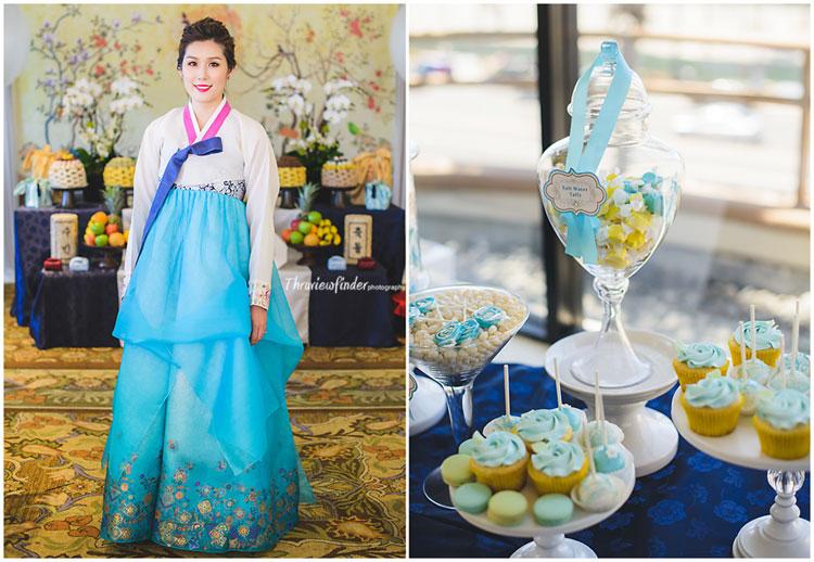 Korean 1st Birthday Party Photographer