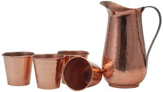 Copper Pot Water ki photo