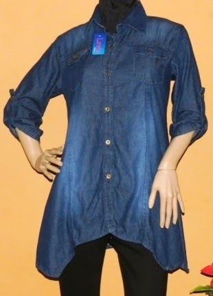 Blouse Jeans Olla