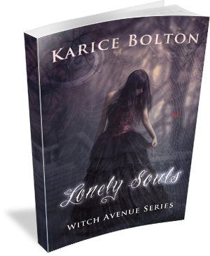 Book Cover: Lonely Souls by Karice Bolton
