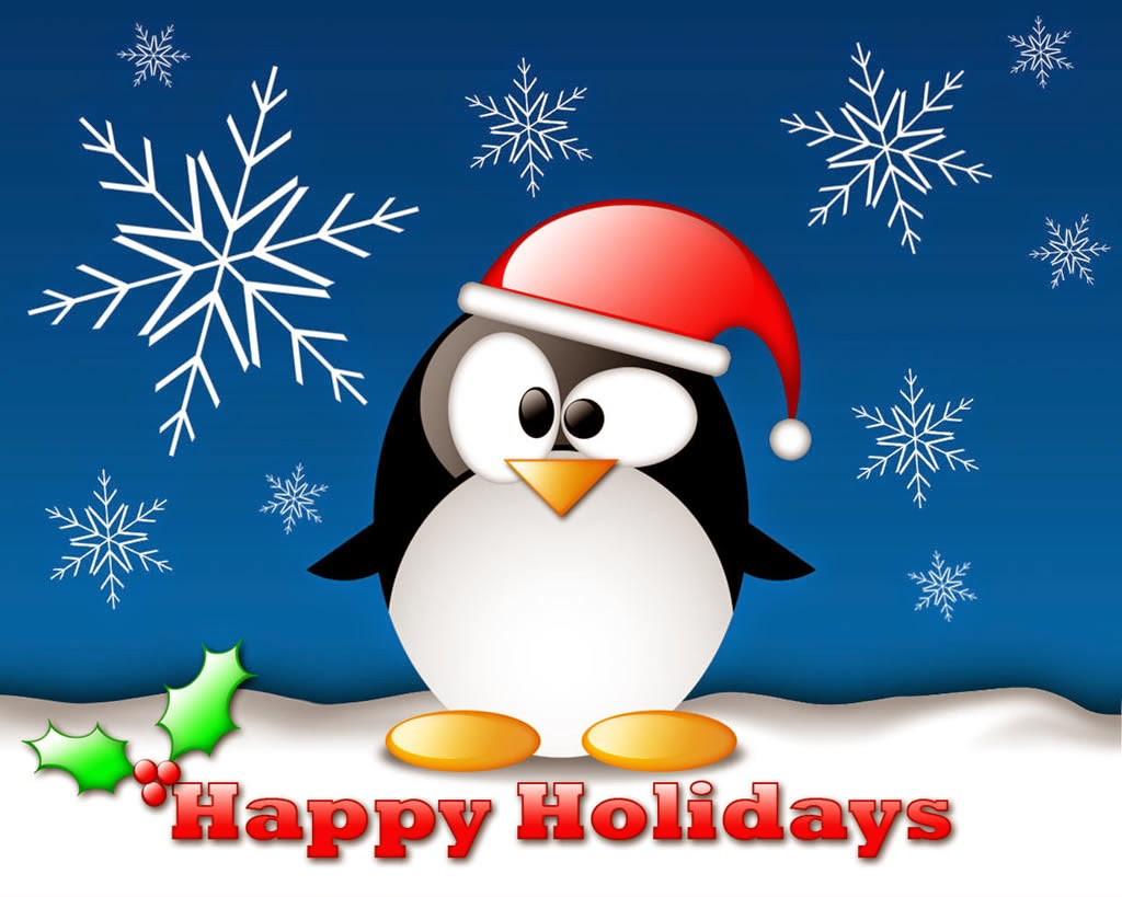 linux christmas