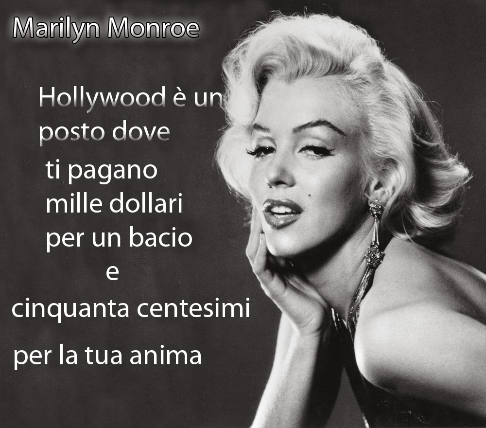 Quotes of Marilyn Monroe