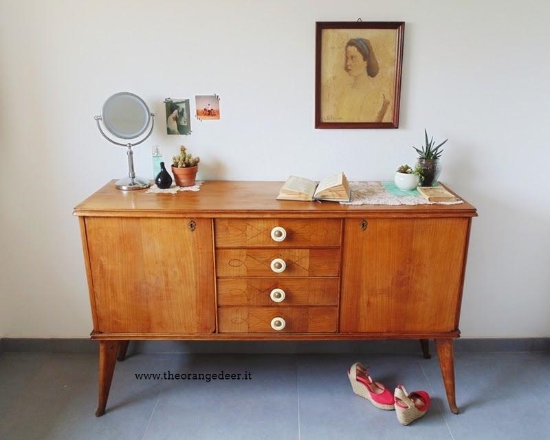 The orange deer atmosfera vintage per urban jungle bloggers - Case anni 50 ...