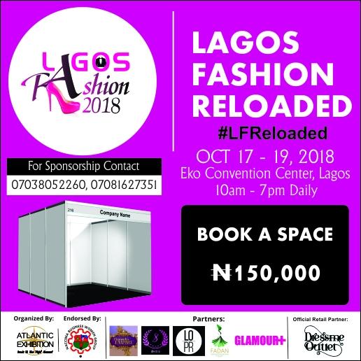 LAGOS FASHION 2018
