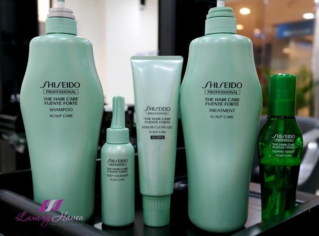 naoki yoshihara japanese hair salon shiseido fuente forte