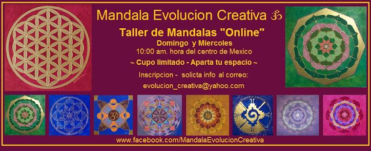 Taller de Mandalas - online