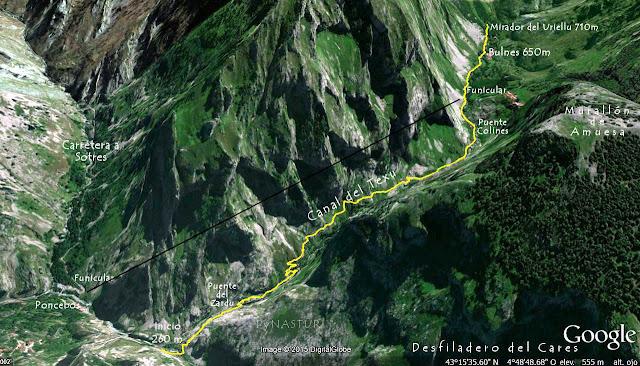 Bulnes - Parque Nacional de Los Picos de Europa