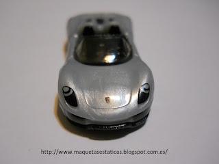 regalo de huevo kinder sorpresa Porsche 918 Spyder