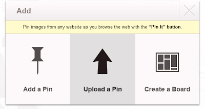 Upload Pin