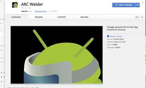 Begini Cara Instal Apk Android di Google Chrome
