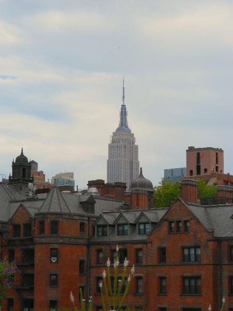 Vistas desde el High Line