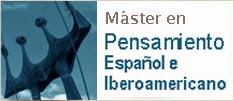 Máster Universitario en Pensamiento Español e Iberoamericano UAM