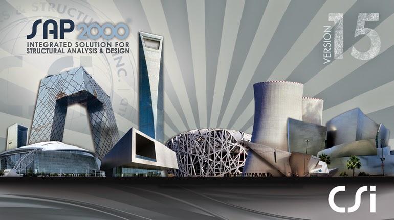 Sap2000 V15 Software De Dise O Estructural Full Gratis