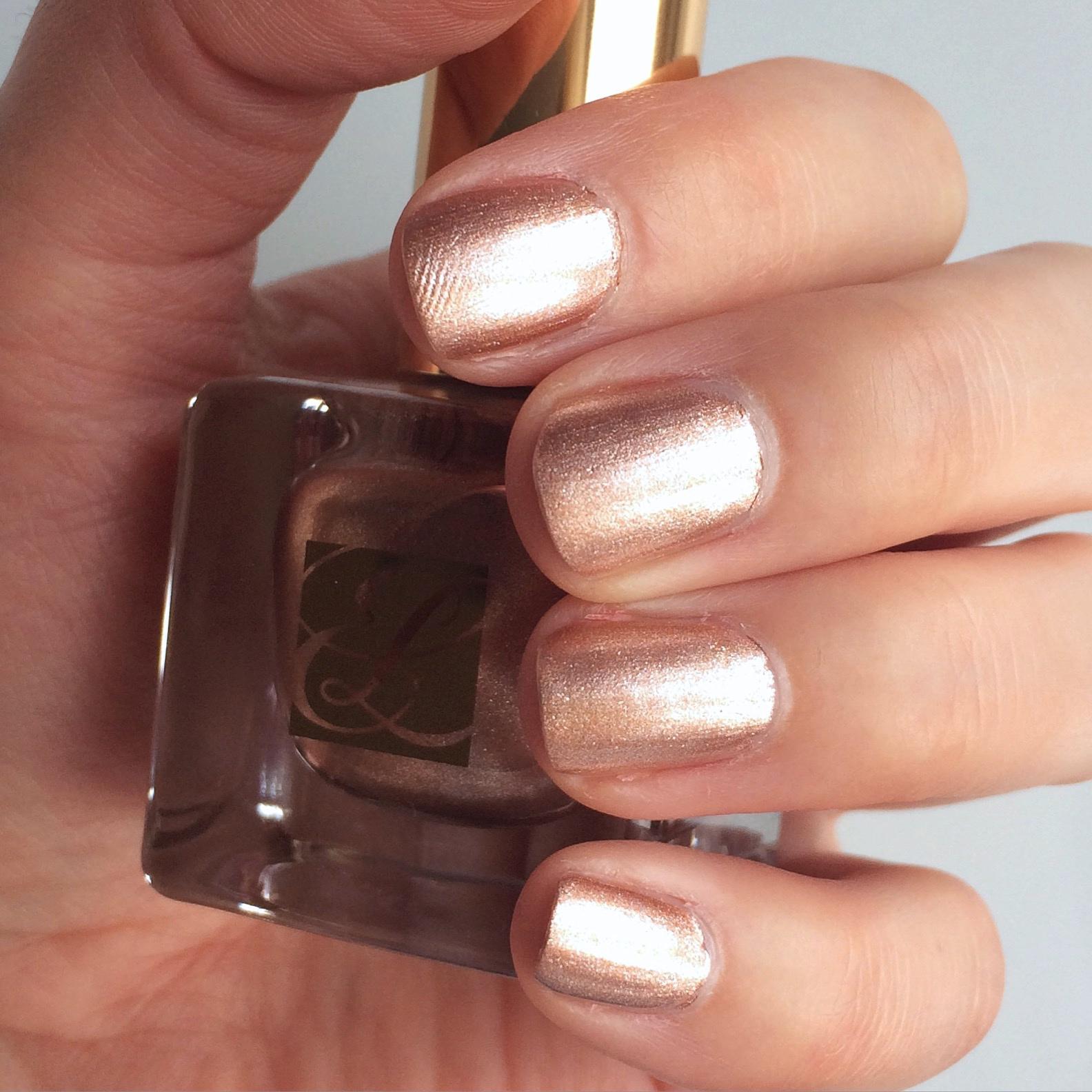 Swiss BeautyTalk: Bronze Goddess - Because a little shimmer never ...