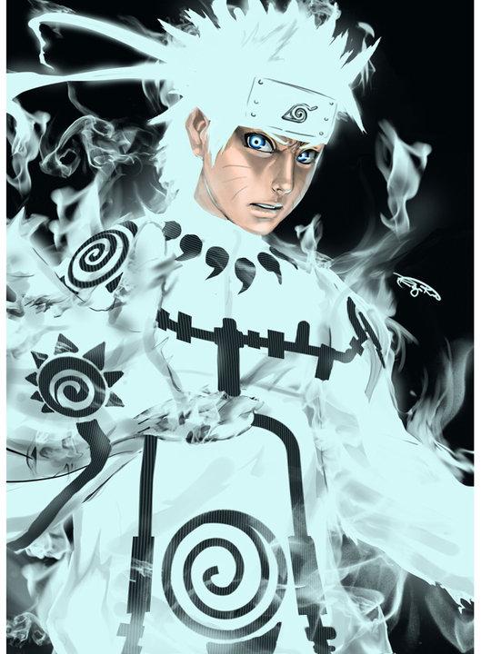 Naruto Six Sage Mode