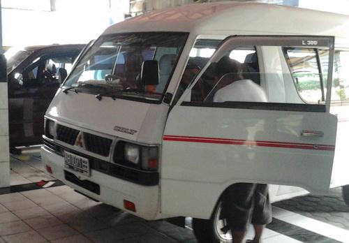 Perbaikan Ac Mobil Mitsubishi L300