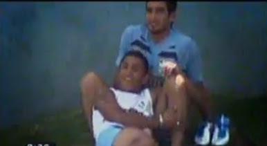 Yoshimar Yotun y Giancarlo Casas gays