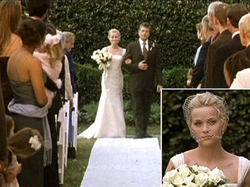 bet her Reese Witherspoon wedding dress this 2nd wedding is more ...